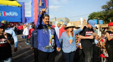 Venezuela es un Estado mafioso de acuerdo con la fundación InSight Crime. (Prensa presidencial)