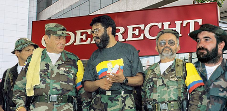 FARC Odebrecht