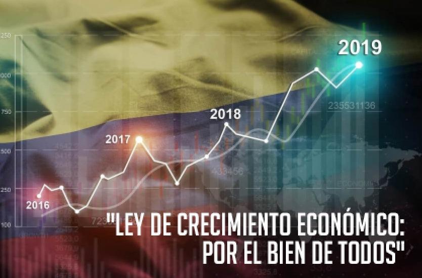 Ley de crecimiento económico por el bien de todos